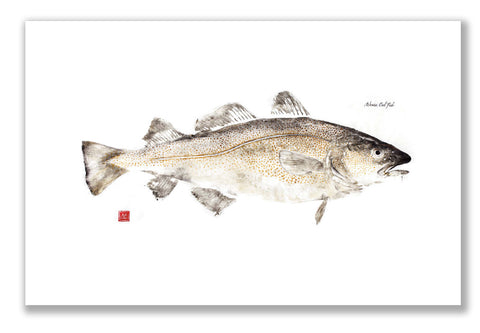 Codfish Placemat