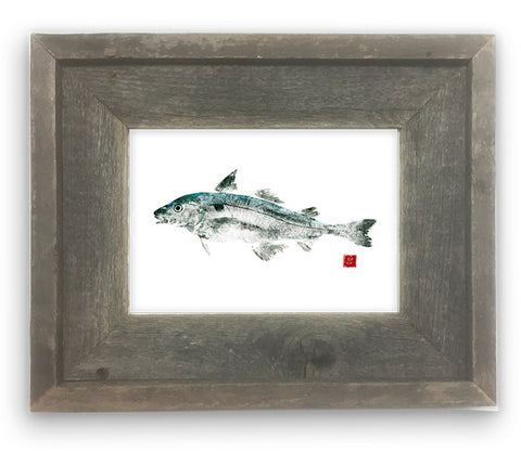 Small Framed Haddock