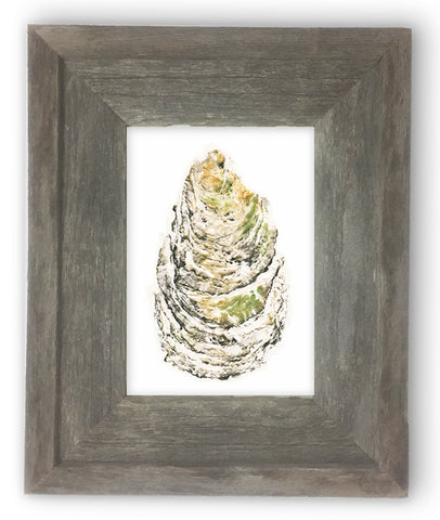 Small Framed oyster 1