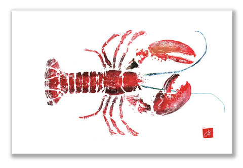 Red Lobster Placemat