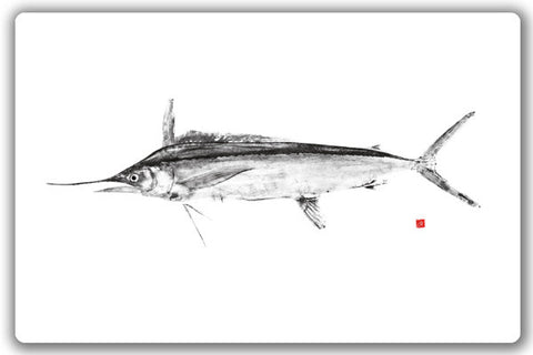White Marlin Placemat