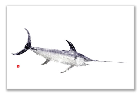 Swordfish Placemat