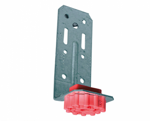 Resilmount® A48R Resilient Mount Right Angle Bracket
