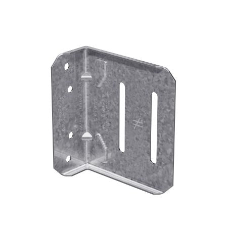 SCB43.5-KT By-Pass Slide Clip 4x3.5 w/screws (25 count) - Buildcorp Direct