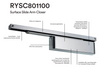 RocYork RYSC801100 Surface Slide Arm Closer - Buildcorp Direct