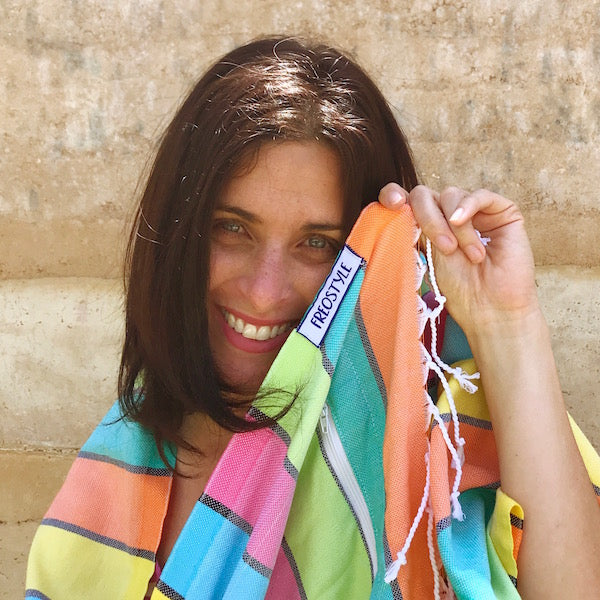 About Us _ Freostyle Turkish Towels with Pockets