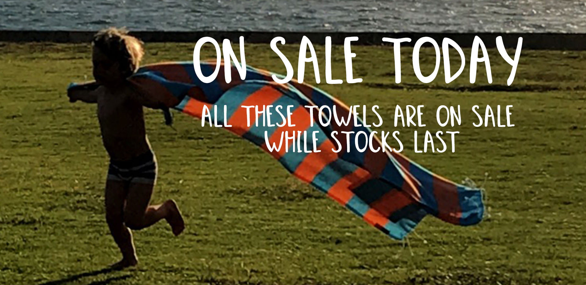 Freostyle Turkish Towels on SALE TODAY