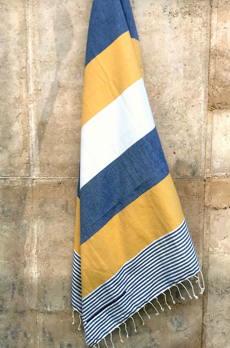 ARAMBOL POCKETOWEL, BEACH TOWEL WITH POCKETS