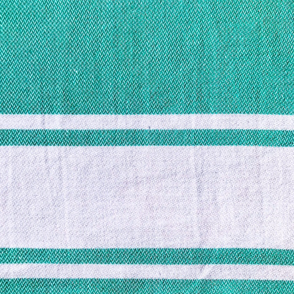 Freostyle Aqua Stripe Gym Towel with pocket