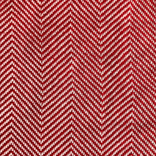Freostyle's RedChevron Gym Towel features an intricate red and cream chevron weave