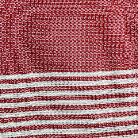 Heart Bamboo Turkish Towel