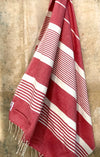 VARKALA POCKETOWEL, BEACH TOWEL WITH POCKETS