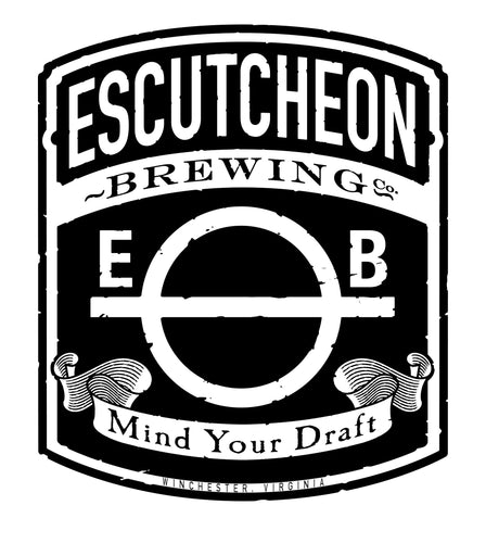 Escutcheon Brewing Sticker