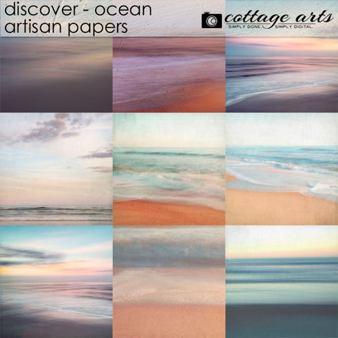 Discover - Ocean Artisan Papers