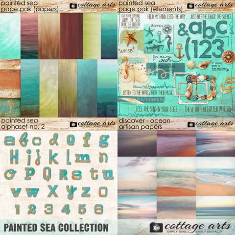 Painted Sea Collection