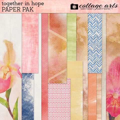 Together in Hope Paper Pak