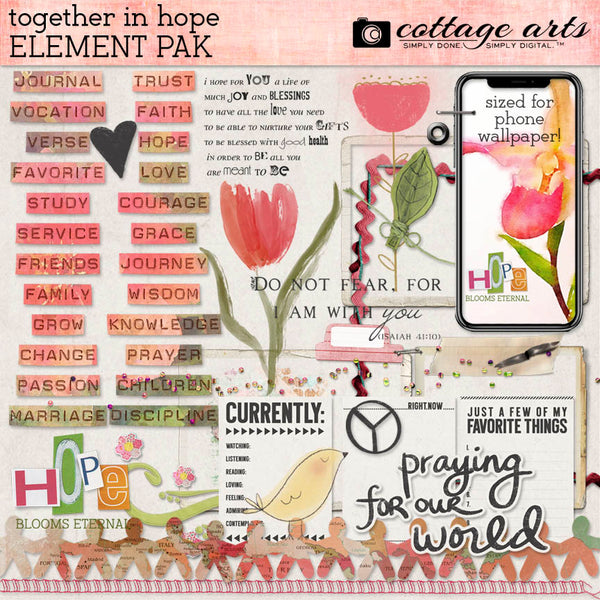 Together in Hope Element Pak