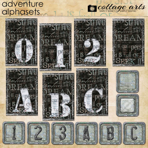 Adventure AlphaSets