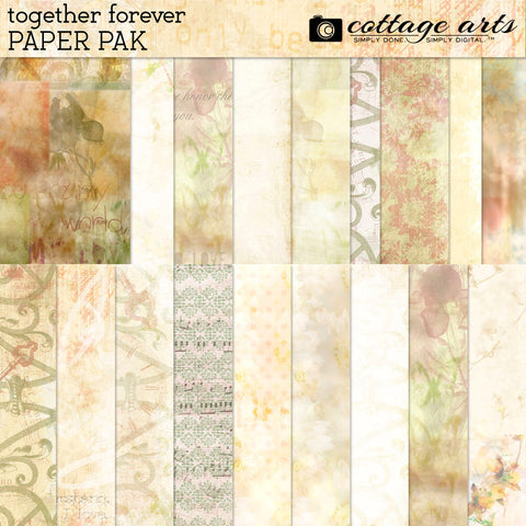 Together Forever Paper Pak