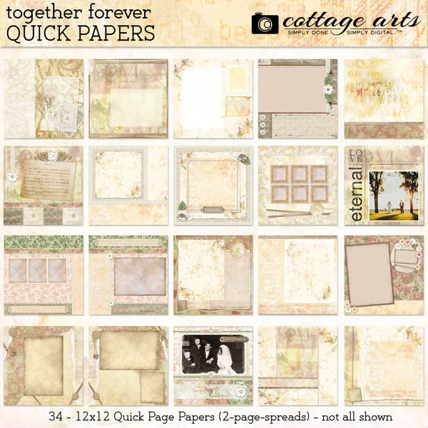 Together Forever Quick Papers