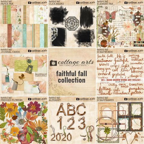 Faithful Fall Collection