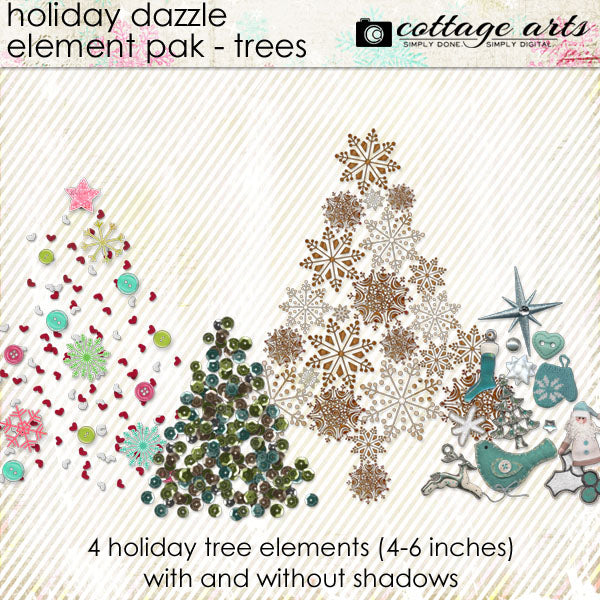Holiday Dazzle Trees