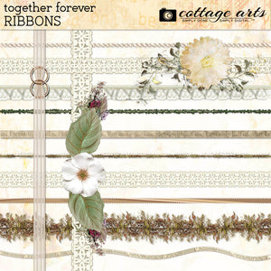 Together Forever Ribbons