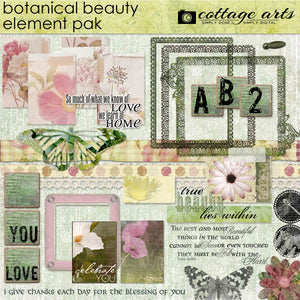 Botanical Beauty Element Pak