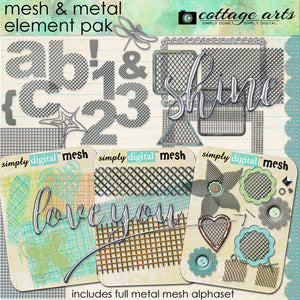 Mesh and More Element Pak