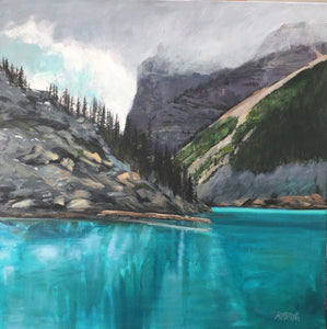 Moraine Lake, Alberta SOLD