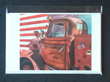 "Load image into Gallery viewer, Old Flame, Route 66 USA, 24 x 30"" oil"