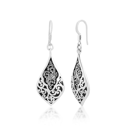 Medium Classic Mix Signature Teardrop Earrings