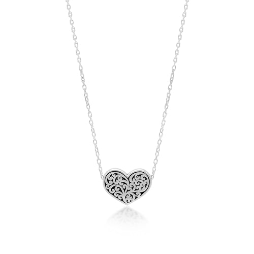 Cutout Heart Necklace - Lois Hill Jewelry