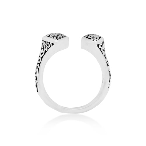 Open Marquise Ring - Lois Hill Jewelry