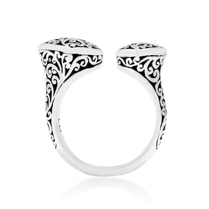 Classic Cutout Open Ring - Lois Hill Jewelry