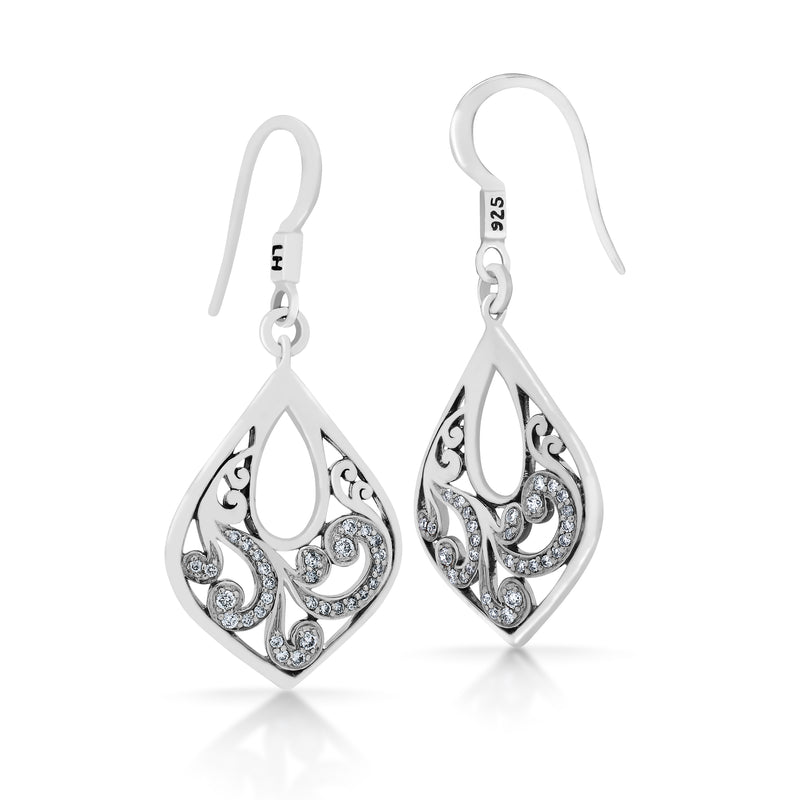Classic Diamond Drop Earrings - Lois Hill Jewelry