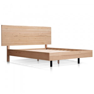 Maude Queen Bed Frame - Messmate - Notbrand