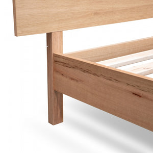 Maude Messmate Australian Timber Bed Frame - King Size - Notbrand