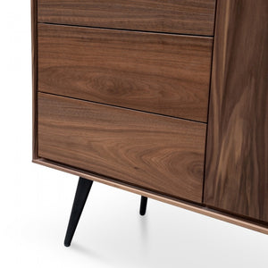Ester Buffet Unit Sideboard - Walnut - Notbrand