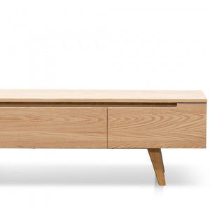 Cindy Scandinavian Entertainment TV Unit - Natural 1.8m - Notbrand