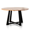 vulgaris Round Dining Table -1.35m - Notbrand