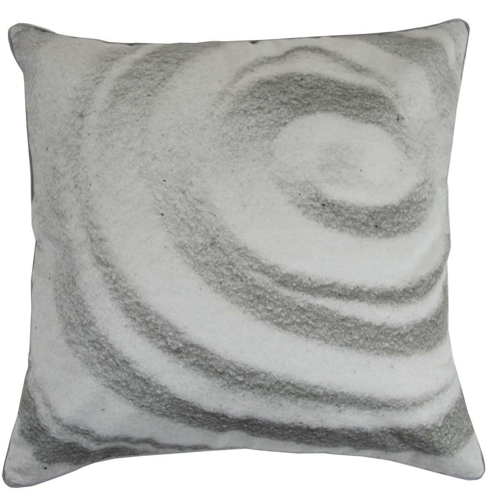 Sand Cotton Cushion Cover - Notbrand