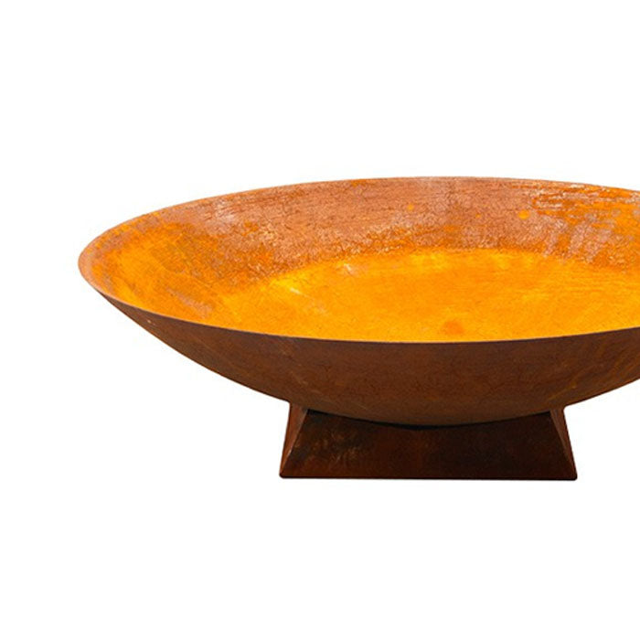 Delhi Cast Iron Fire Pit Bowl 120cm