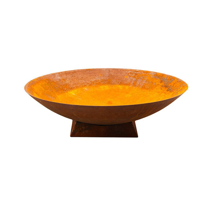 120cm Firepit Bowl Cast Iron