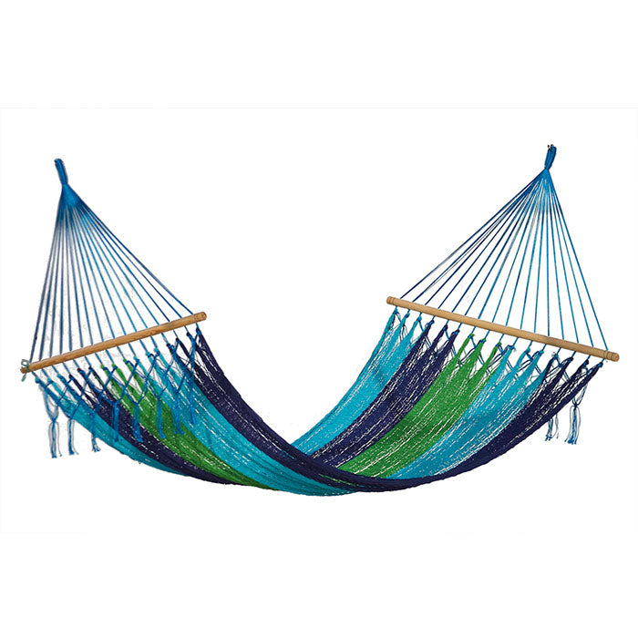 Resort Mexican Hammock with NO Fringe in Oceanica - Notbrand