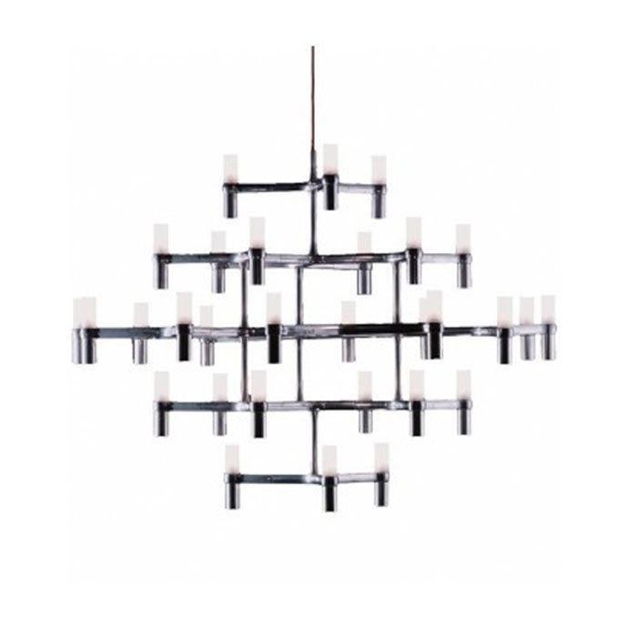 Crown Major Chandelier Platinum Replica - Notbrand