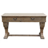 Curtis Reclaimed Wood Console Natural 150cm - Notbrand