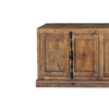 Aural 4 Door Recycled Timber Sideboard Cabinet - Notbrand