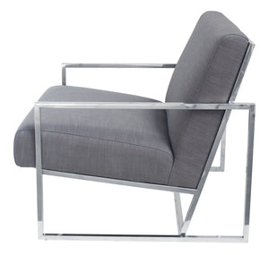 Jaxson Contemporary Armchair - Notbrand