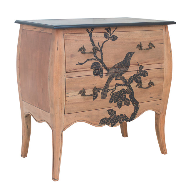 Blue Bird Dresser Chest of Drawers - Notbrand